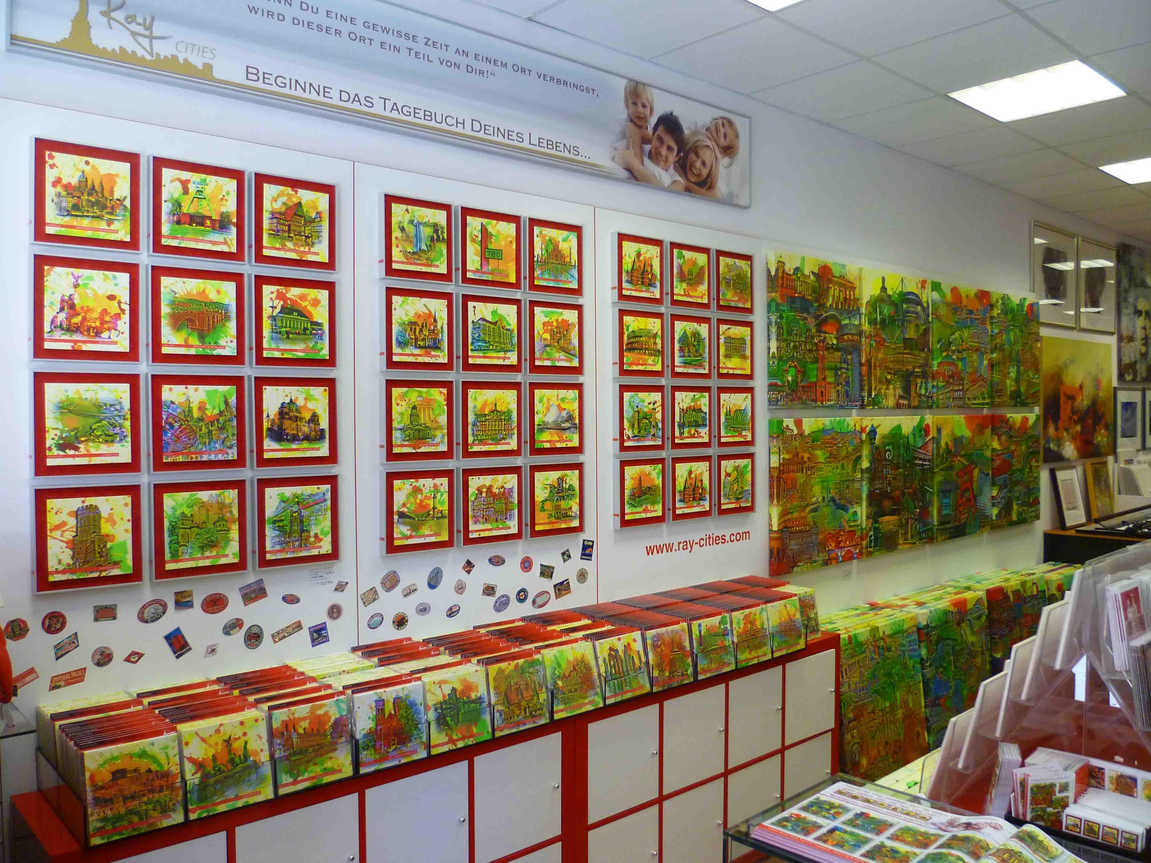 FLAGSTORE Galerie Helbing