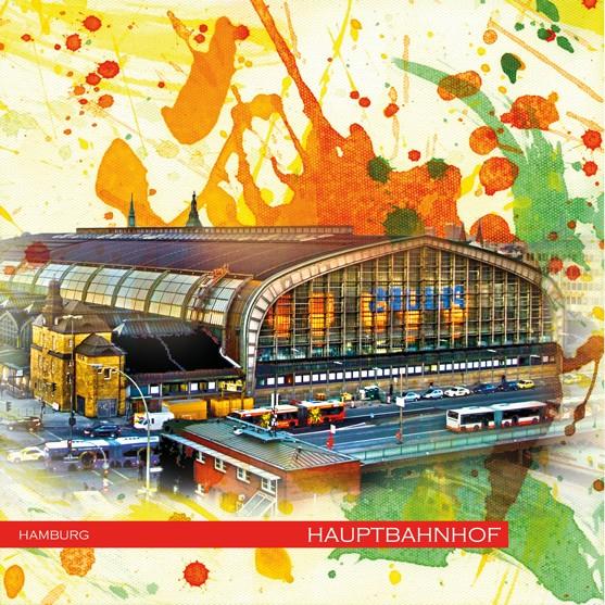 RAY - RAYcities - Hamburg - Hauptbahnhof