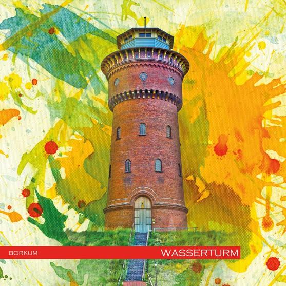 RAY - RAYcities - Borkum - Wasserturm