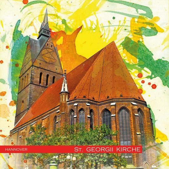 RAY - RAYcities - Hannover - Sankt Georgii Kirche