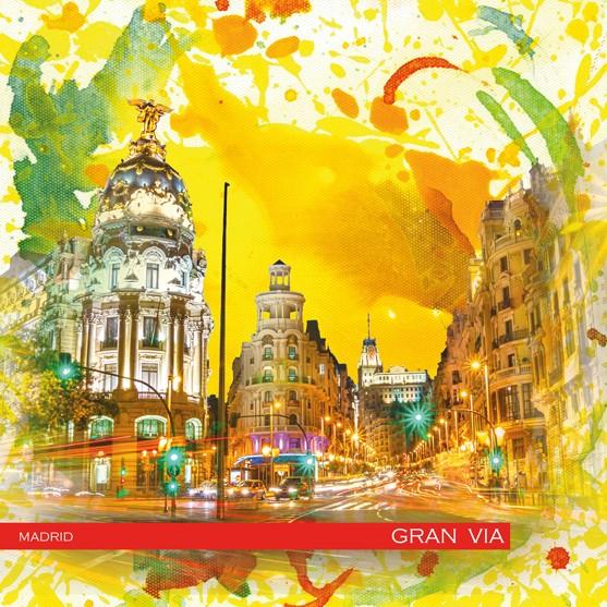 RAY - RAYcities - Madrid - Gran Via