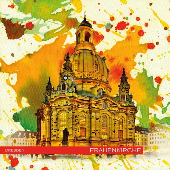 RAY - RAYcities - Dresden - Frauenkirche