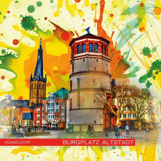 RAY - RAYcities - Düsseldorf - Burgplatz Altstadt
