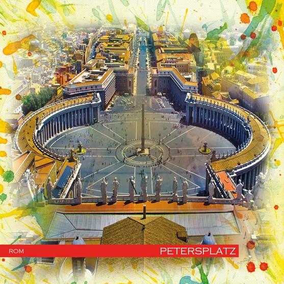 RAY - RAYcities - Rom - Petersplatz