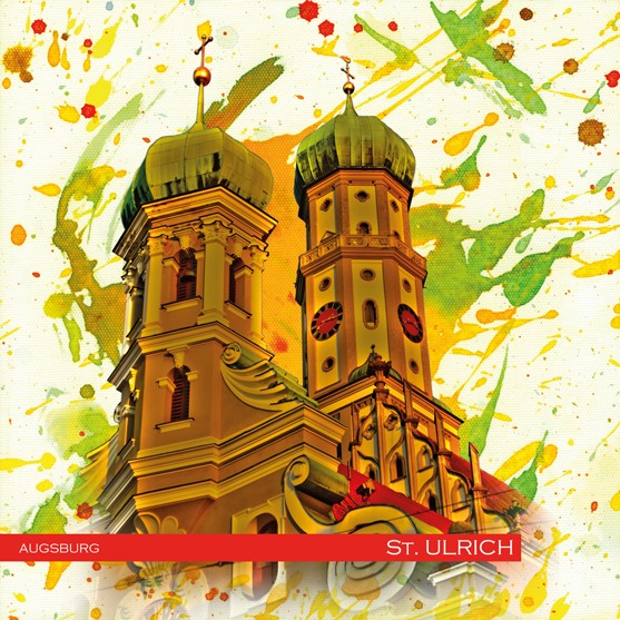 RAY - RAYcities - Augsburg - Sankt Ulrich