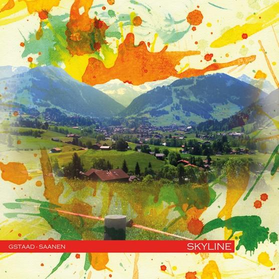 RAY - RAYcities - Gstaad-Saanen - Skyline