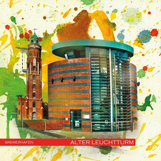 RAY - RAYcities - Bremerhaven - alter Leuchtturm