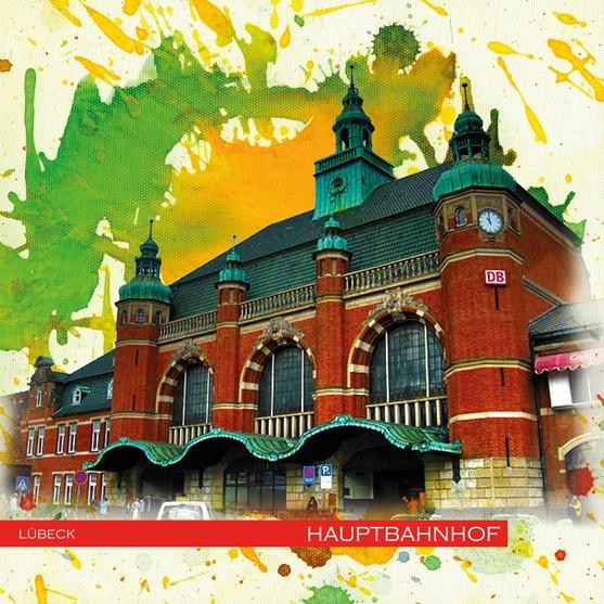 RAY - RAYcities - Lübeck - Hauptbahnhof