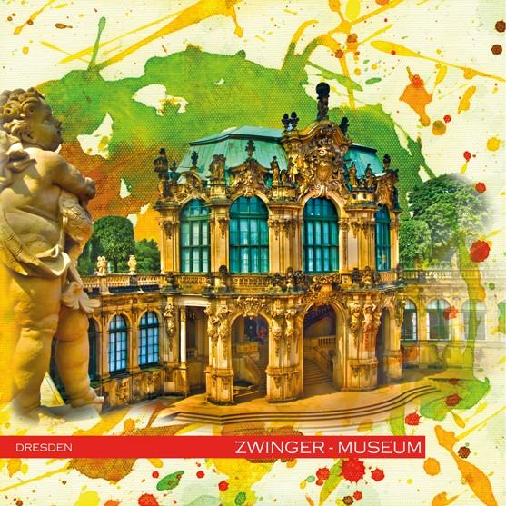 RAY - RAYcities - Dresden - Zwinger - Museum