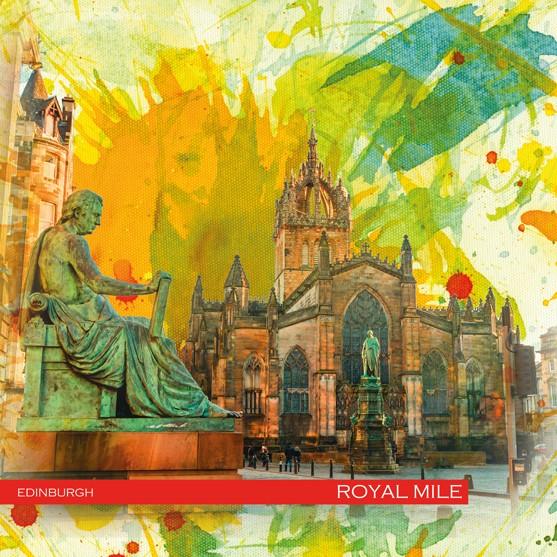 RAY - RAYcities - Edinburgh - Royal - Mile