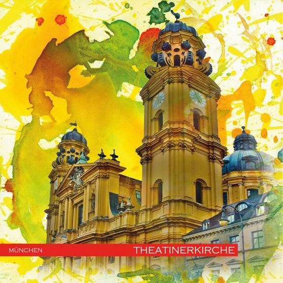 RAY - RAYcities - München - Theatinerkirche