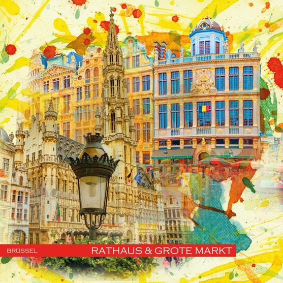 RAY - RAYcities - Brüssel - Rathaus und Grote Markt