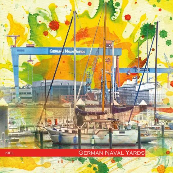 RAY - RAYcities - Kiel - German Naval Yards