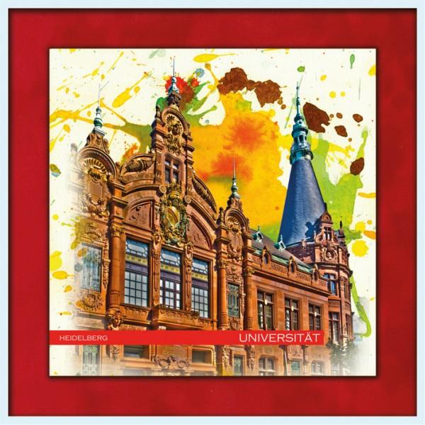 RAY - RAYcities - Heidelberg - Universität I Bibliothek 2