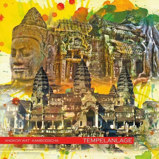 RAY - RAYcities - Angkor Wat - Kambodscha - Tempelanlage