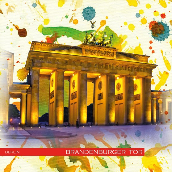RAY - RAYcities - Berlin - Brandenburger Tor