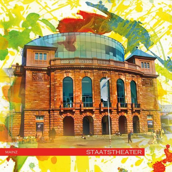 RAY - RAYcities - Mainz - Staatstheater
