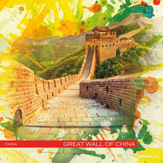 RAY - RAYcities - China - Great - Wall - Of - China