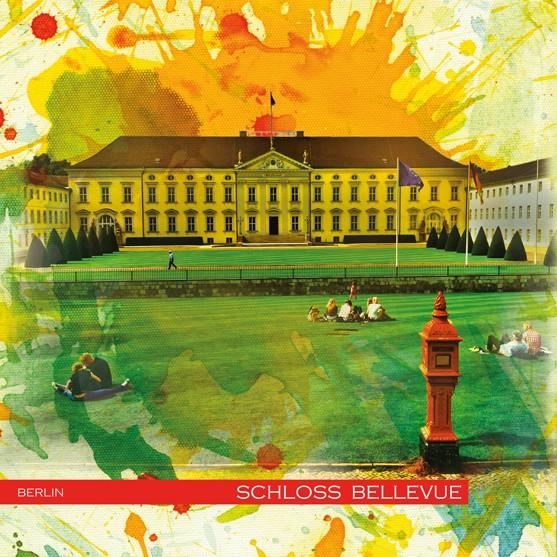 RAY - RAYcities - Berlin - Schloss Bellevue