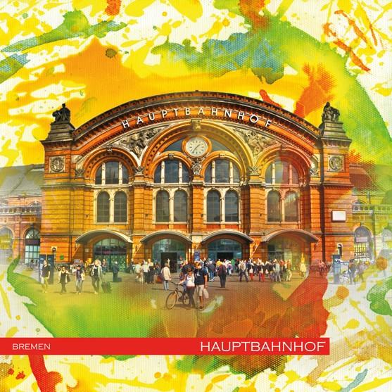 RAY - RAYcities - Bremen - Hauptbahnhof