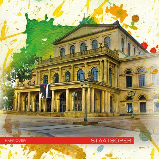 RAY - RAYcities - Hannover - Staatsoper