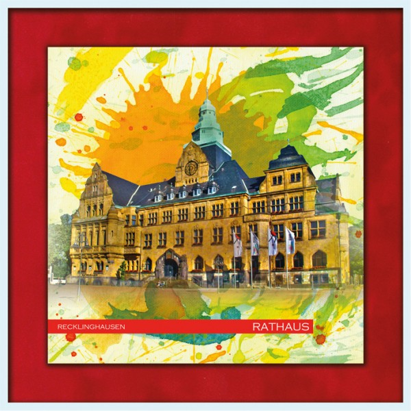 RAY - RAYcities - Recklinghausen - Rathaus