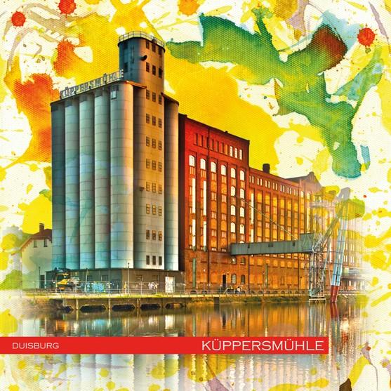 RAY - RAYcities - Duisburg - Küppersmühle