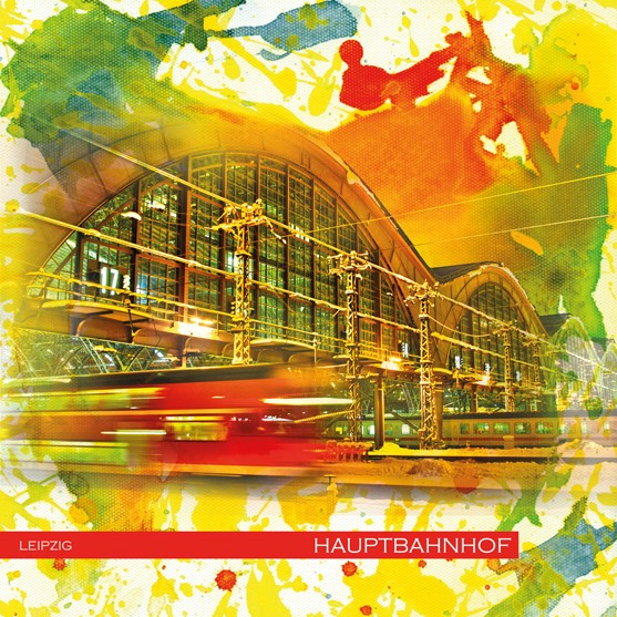 RAY - RAYcities - Leipzig - Hauptbahnhof