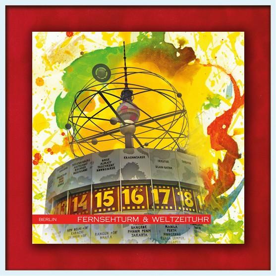 RAY - RAYcities - Berlin - Fernsehturm und Weltzeituhr 2