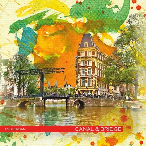 RAY - RAYcities - Amsterdam - Canal and Bridge