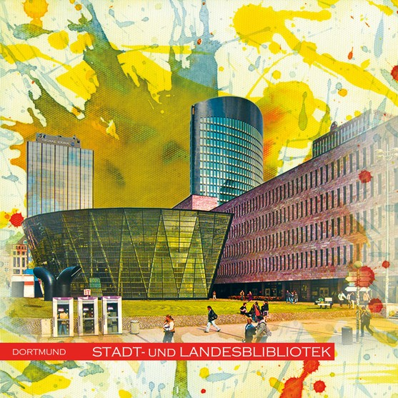 RAY - RAYcities - Dortmund - Stadt und Landesbibliothek