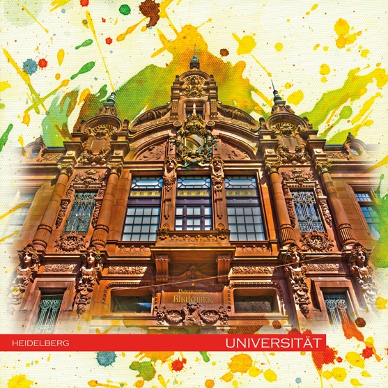RAY - RAYcities - Heidelberg - Universität I Bibliothek 1