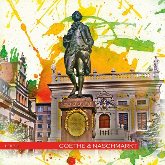 RAY - RAYcities - Leipzig - Goethe und Naschmarkt