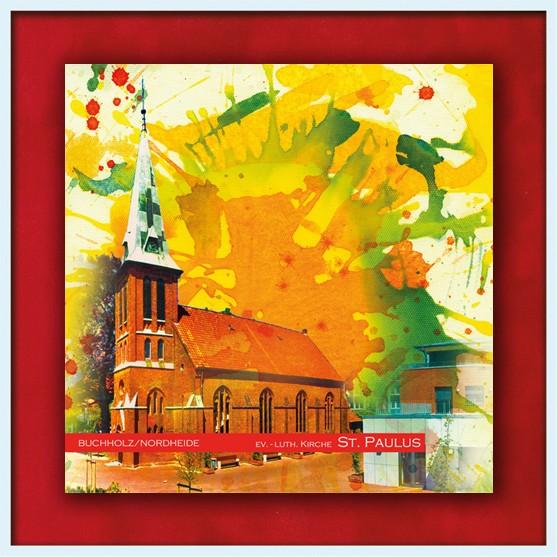RAY - RAYcities - Buchholz Nordheide - evangelische Sankt Paulus Kirche