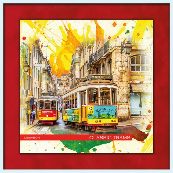 RAY - RAYcities - Lissabon - Classic Trams