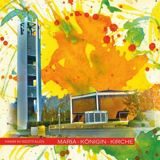 RAY - RAYcities - Hamm - Maria Königin Kirche