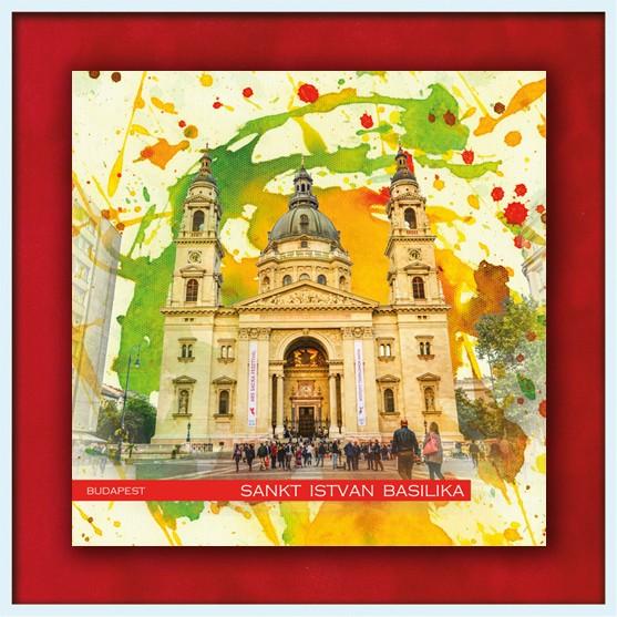 RAY - RAYcities - Budapest - Sankt - Istvan - Basilika