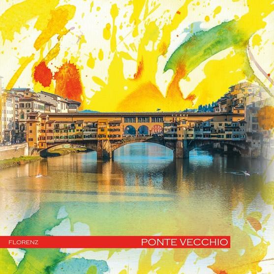 RAY - RAYcities - Florenz - Ponte - Vecchio