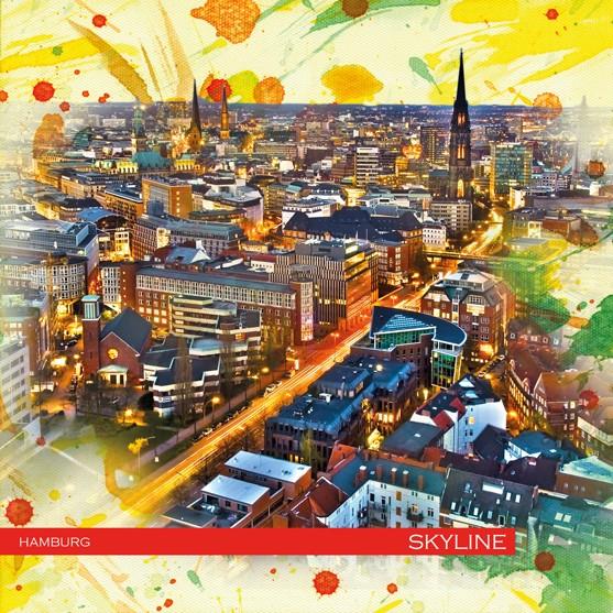 RAY - RAYcities - Hamburg - Skyline