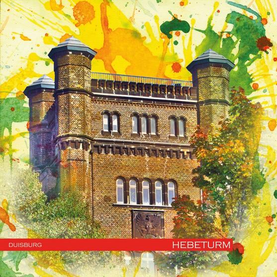 RAY - RAYcities - Duisburg - Hebeturm
