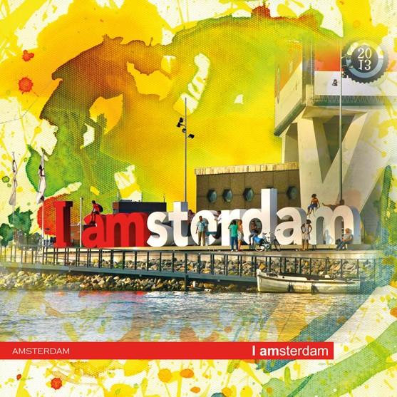 RAY - RAYcities - Amsterdam - I amsterdam