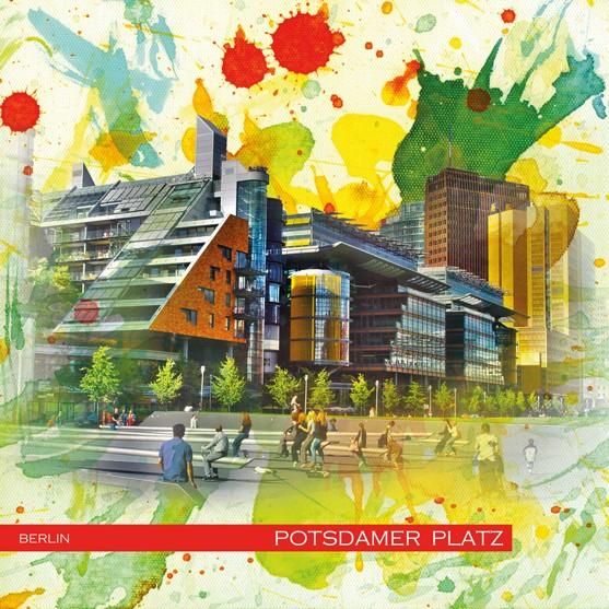 RAY - RAYcities - Berlin - Potsdamer Platz 2