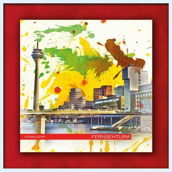 RAY - RAYcities - Düsseldorf - Fernsehturm