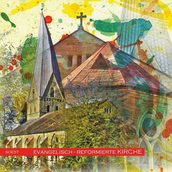 RAY - RAYcities - Soest - evangelisch-reformierte Kirche