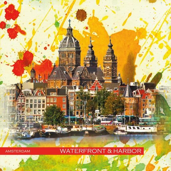 RAY - RAYcities - Amsterdam - Waterfront and Harbor