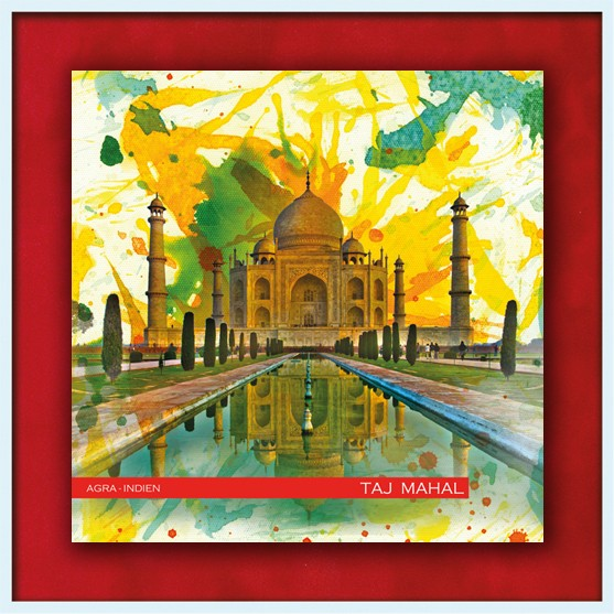 RAY - RAYcities - Agra - Indien - Taj Mahal