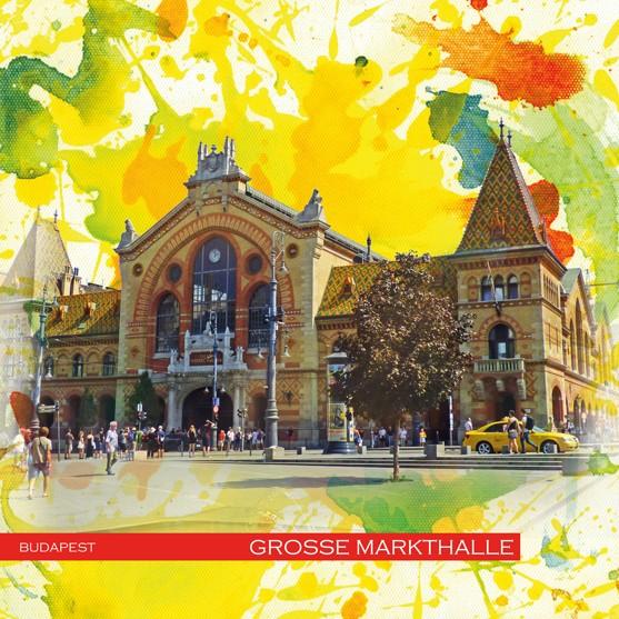 RAY - RAYcities - Budapest - Grosse - Markthalle