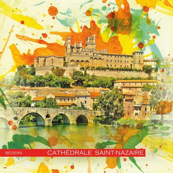 RAY - RAYcities - Béziers - Cathédrale Saint Nazaire