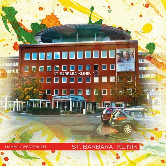 RAY - RAYcities - Hamm - Sankt Barbaraklinik