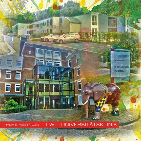 RAY - RAYcities - Hamm - LWL Universitätsklinik